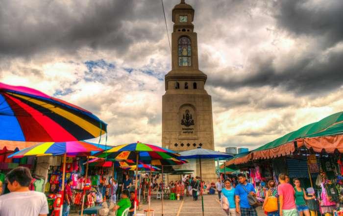 Chatuchak Market Header