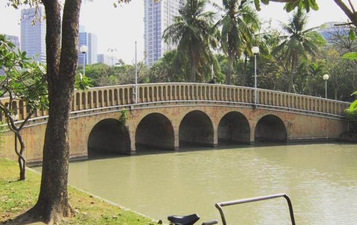Chatuchak Park Bridge