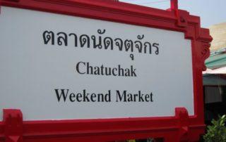 Must Buy Items at Chatuchak Market