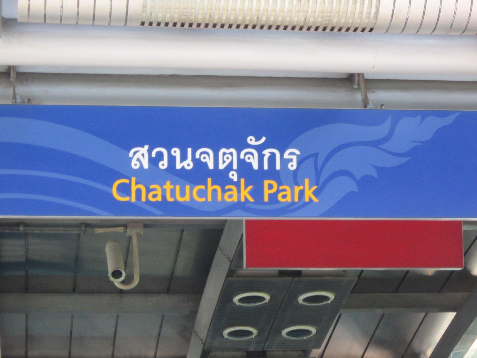 Chatuchak District