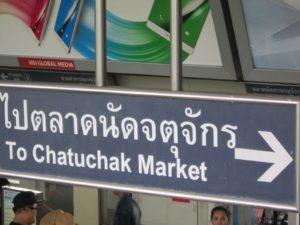 Chatuchak Market Opening times