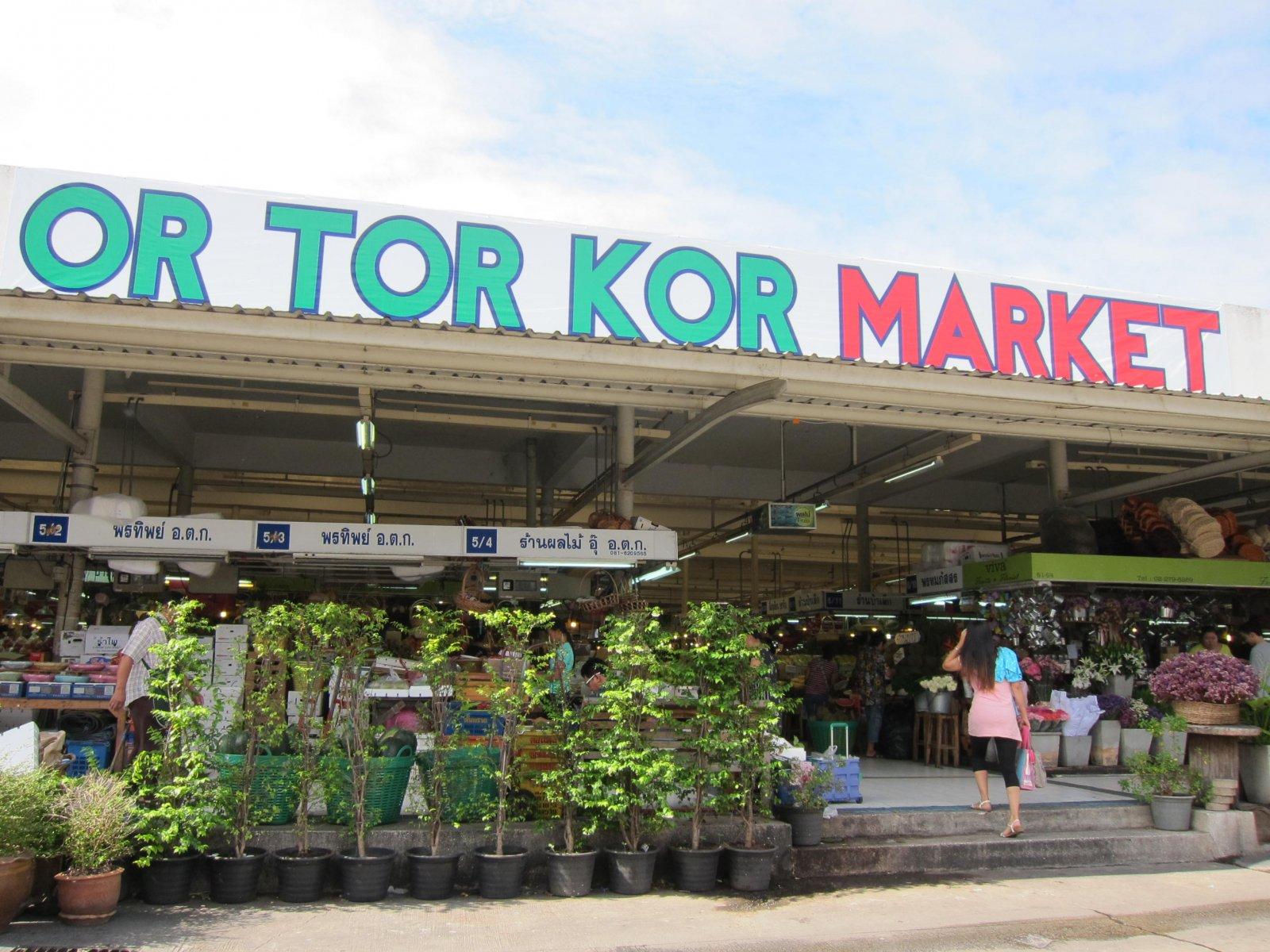 Or Tor Kor Market named fourth in World's Freshest Markets
