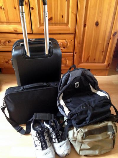 Luggage Allowance Thailand