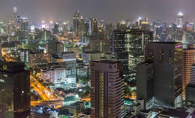 Sky Bar Bangkok- Ninara